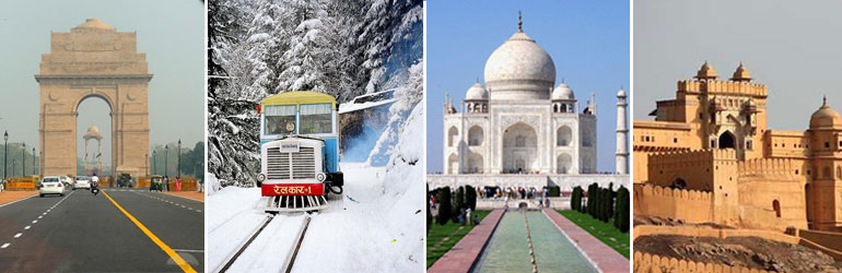 9 Days Golden Triangle Package With Shimla Tour
