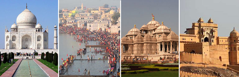 8 Days Golden Triangle Package With Pushkar Fair Tour