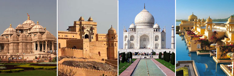 7 Days Golden Triangle Package With Mandawa Tour