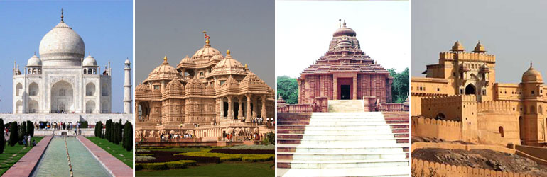 8 Days Golden Triangle Package With Odyssey Tours India