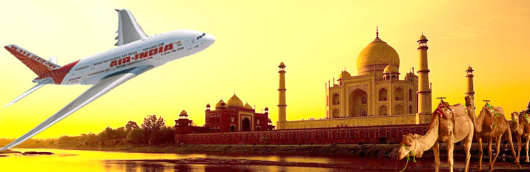 Same Day Taj Mahal Tour by Air