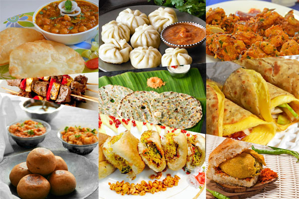 Top Indian Street Foods